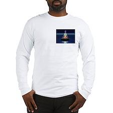 Cute Meditation Long Sleeve T-Shirt