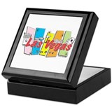 Las Vegas Sin City Keepsake Box