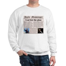 Bailout plan news Christian Sweatshirt