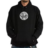 vintage shotokan karate tiger Hoody