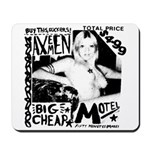 "AXEMEN ""Big Cheap Motel"" LP Mousepad"