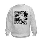 "AXEMEN ""Big Cheap Motel"" LP Kids Sweatshirt"