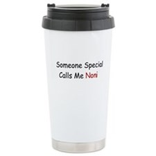 Someone Calls Me Noni Ceramic Travel Mug