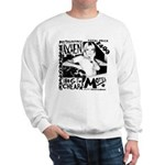 "AXEMEN ""Big Cheap Motel"" LP Sweatshirt"