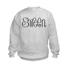 Shireen black Sweatshirt