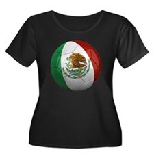 Mexico Soccer Ball T