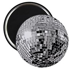 Shiny Disco Mirror Ball Magnet
