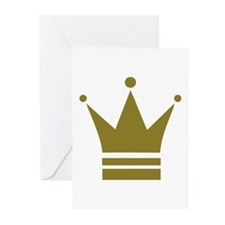 Crown Greeting Cards (Pk of 20)