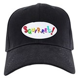 Squirrel! Baseball Cap