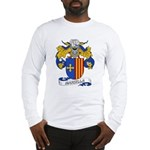 Marsilla Coat of Arms Long Sleeve T-Shirt