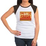 Hot Stuff Women's Cap Sleeve T-Shirt