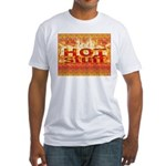 Hot Stuff Fitted T-Shirt
