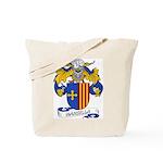 Marsilla Coat of Arms Tote Bag