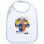 Marsilla Coat of Arms Bib