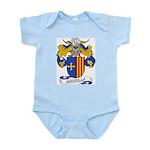 Marsilla Coat of Arms Infant Creeper