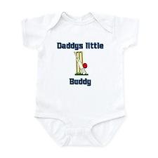Daddys little Cricket buddy.