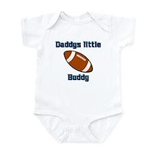 Daddys little Rugby Buddy.