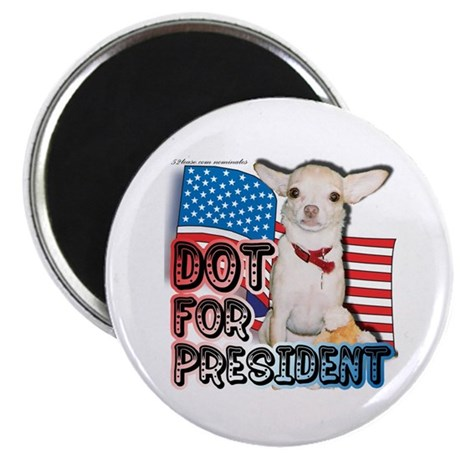 Dot for President Magnet