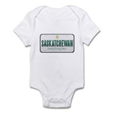 Saskatchewan Infant Bodysuit