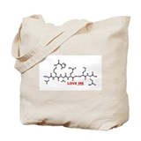 Molecularshirts.com Love Me Tote Bag