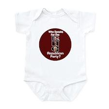 RNC Speaks Infant Bodysuit