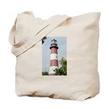 Assateague Lighthouse Photo Tote Bag