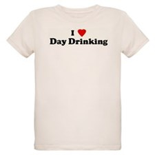 I Love Day Drinking T-Shirt