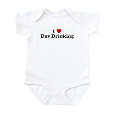 I Love Day Drinking Onesie