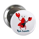 "Rock Lobster 2.25"" Button"