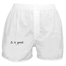 Delta is good  Boxer Shorts