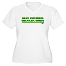 Read the Rules Shankapotomus T-Shirt