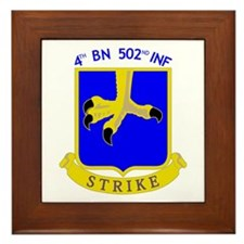 4/502 INF Framed Tile