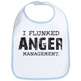 Anger Management Bib