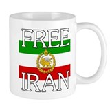 FREE IRAN Mug