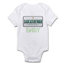 Saskatchewan Baby Infant Bodysuit