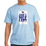 Polk for President 1844 Light T-Shirt