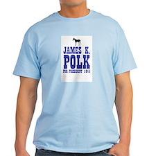 Polk for President 1844 T-Shirt