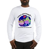 Cute Plagiocephaly Long Sleeve T-Shirt