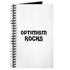 OPTIMISM ROCKS Journal