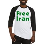 Free Iran Baseball Jersey