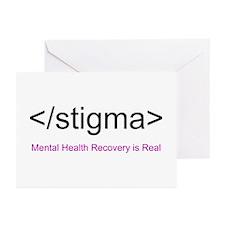 End Stigma HTML Greeting Cards (Pk of 20)