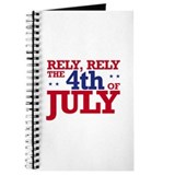 Rely 4th of July Journal