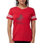 Go With The Flow Hockey Hair Organic Women's Fitte
