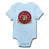 Iron City Of Champions Infant Bodysuit