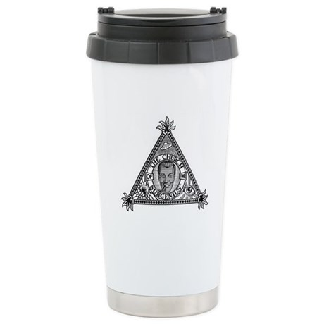 Church Logo Ceramic Travel Mug