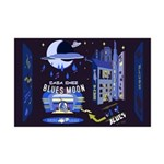 blues moon Mini Poster Print