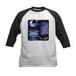 blues moon Kids Baseball Jersey