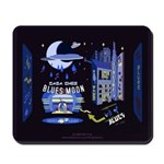 blues moon Mousepad