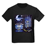blues moon Kids Dark T-Shirt