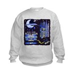 blues moon Kids Sweatshirt
